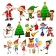 Christmas Party Celebration - GraphicRiver Item for Sale