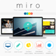 Miro - Creative and Ultimate PowerPoint Template - GraphicRiver Item for Sale
