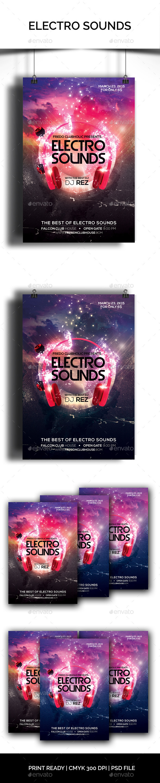 GraphicRiver Electro Sound 10816281
