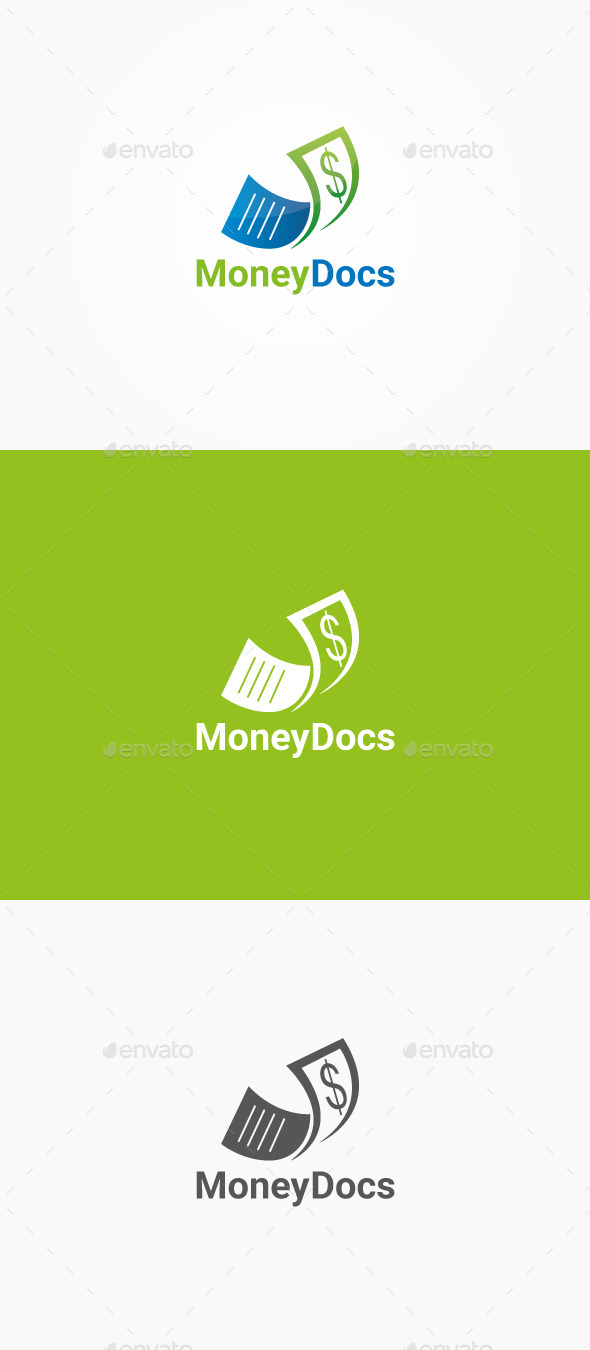 GraphicRiver Money Docs 10816363