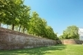 Defense system - a wall in the Tuscan town of Lucca - PhotoDune Item for Sale