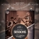 Acoustic Concert Flyer / Poster Vol.3 - GraphicRiver Item for Sale