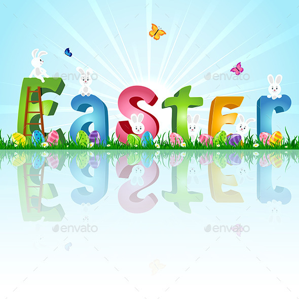 GraphicRiver Easter 10817491