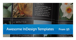 Awesome InDesign Templates