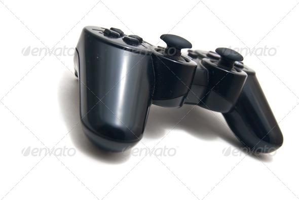 video game device - Stock Photo - Images