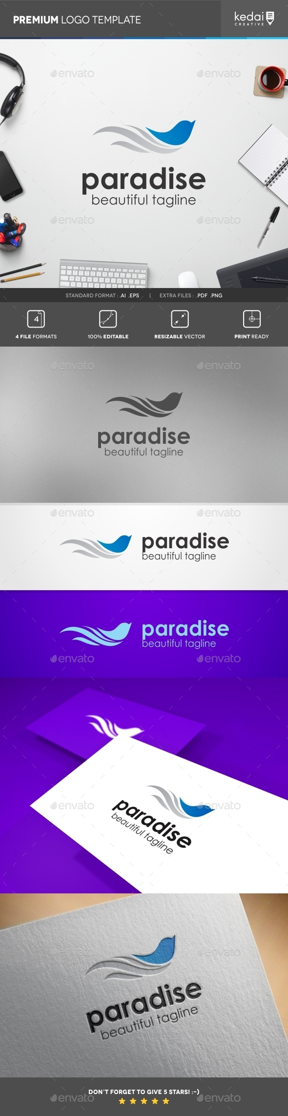 GraphicRiver Paradise 10818177