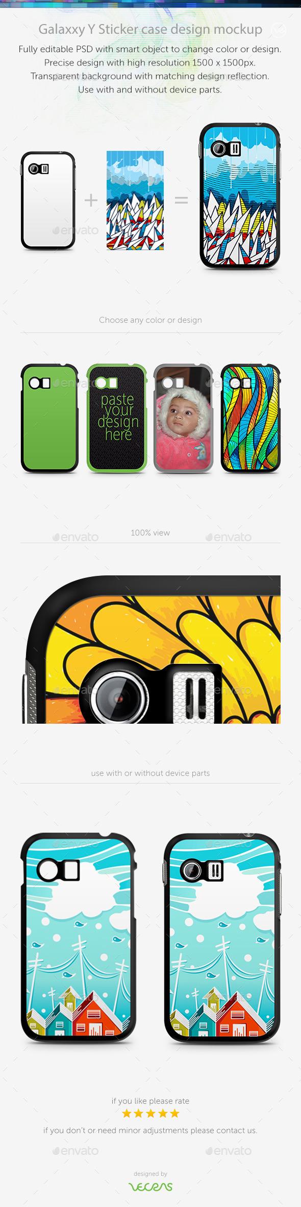 GraphicRiver Galaxxy Y Sticker Case Design Mockup 10818182