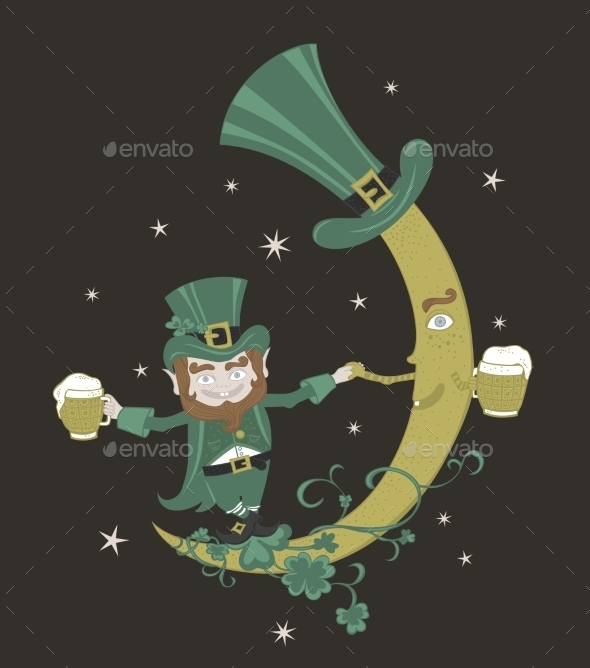GraphicRiver St Patrick s Day 10818336