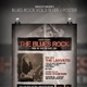 Blues Rock Flyer / Poster Vol.3 - GraphicRiver Item for Sale