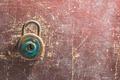 Old vintage padlock - PhotoDune Item for Sale