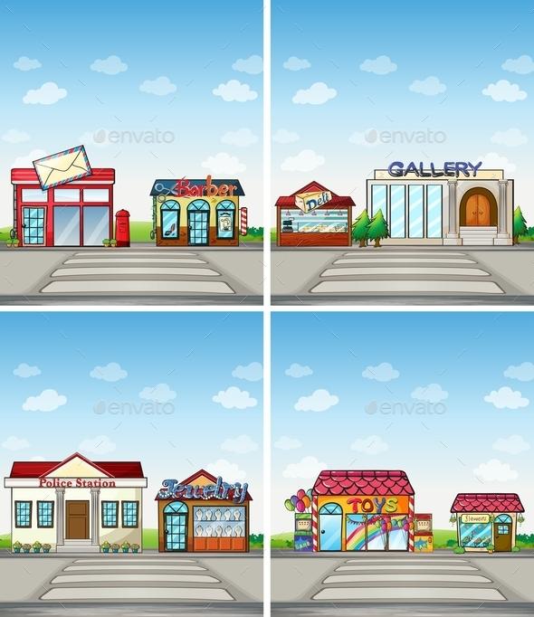 GraphicRiver Shops 10819363