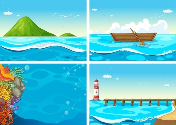 GraphicRiver Ocean 10819379