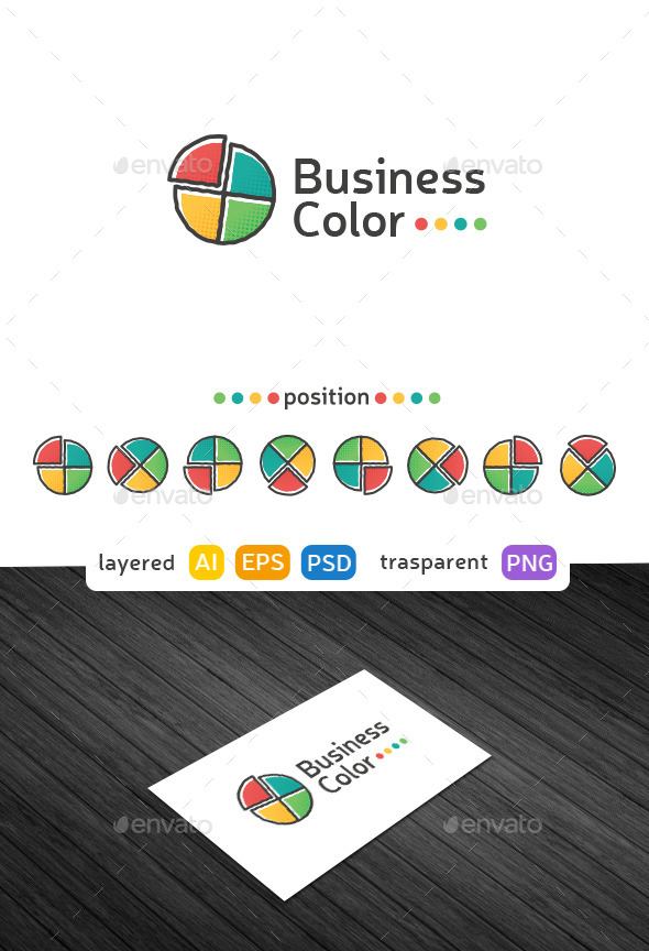 GraphicRiver Business Color 10819580