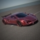 Eratros supercar concept - 3DOcean Item for Sale