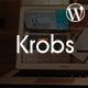 Krobs - Personal Onepage Responsive WP Theme