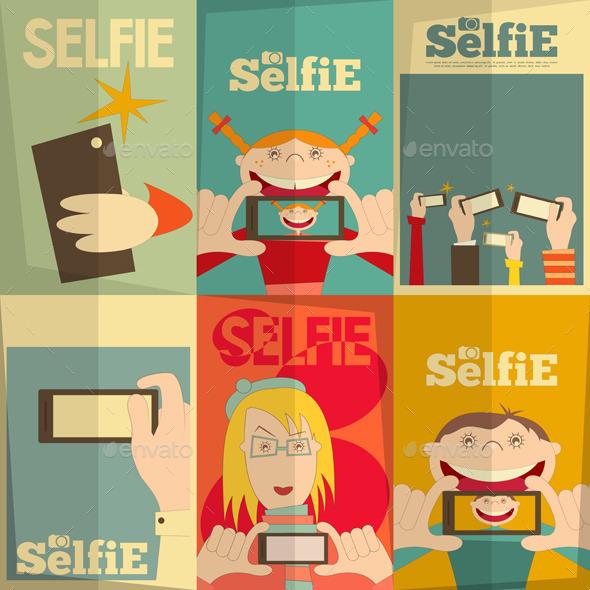 GraphicRiver Selfie 10820587