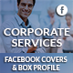 Twitter Covers - Corporate Services