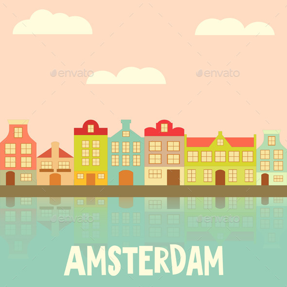 GraphicRiver Amsterdam 10820921