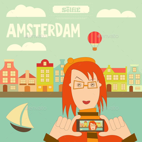 GraphicRiver Amsterdam 10820949