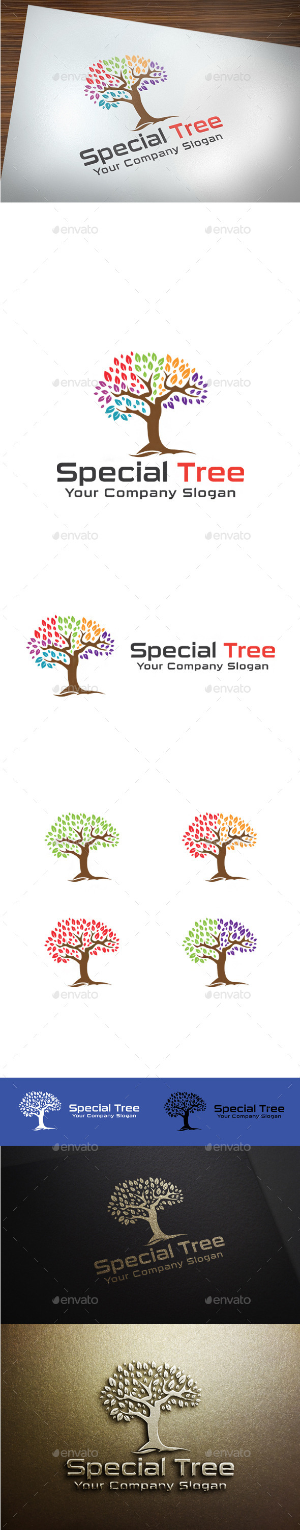 GraphicRiver Special Tree 10821159