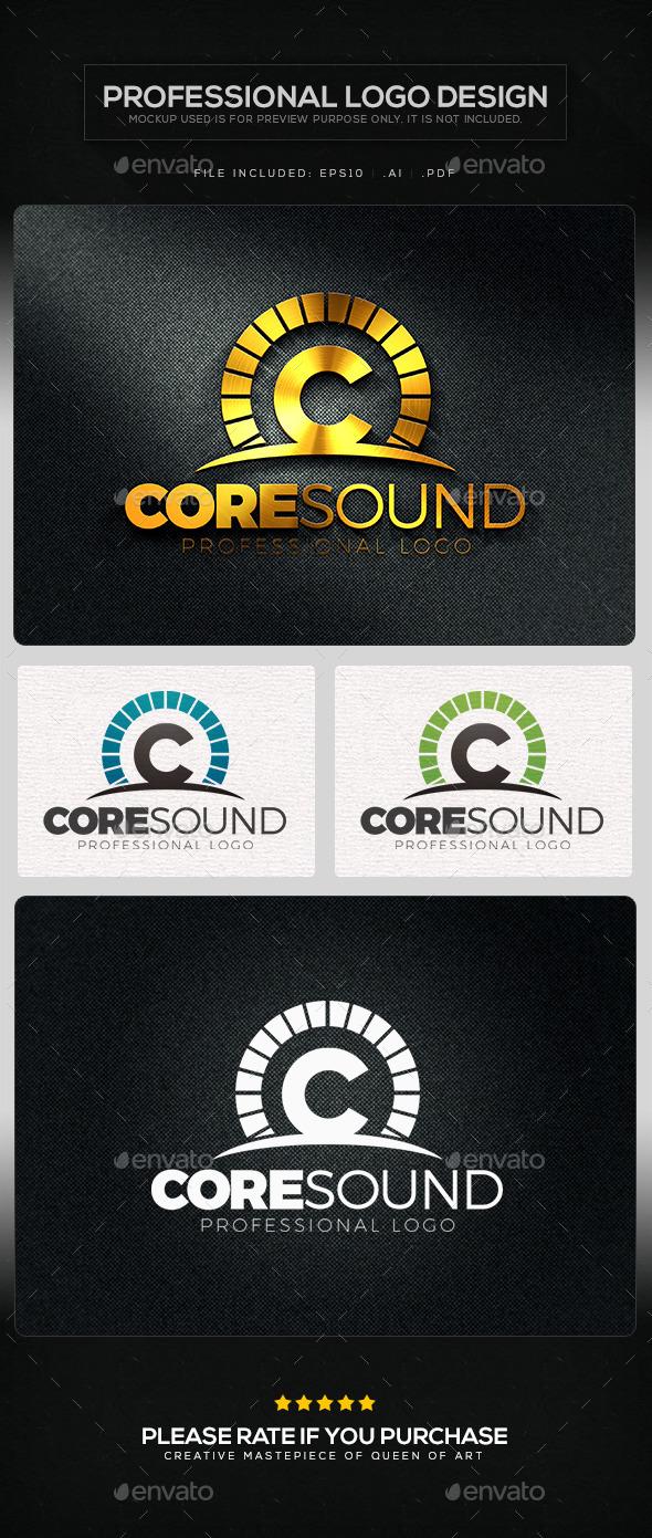 GraphicRiver Core Sound Logo Template 10821160