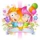 Happy Birthday Congratulations - GraphicRiver Item for Sale