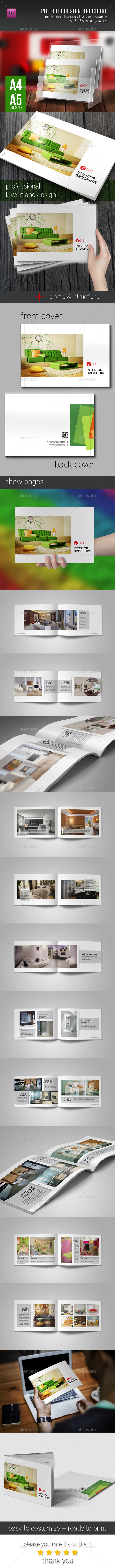 GraphicRiver Interior Design Catalog 10767082