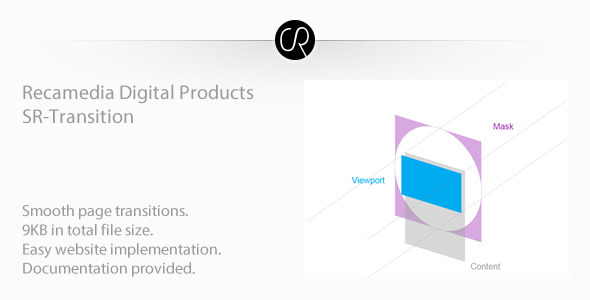 CodeCanyon SR-Transition 10803617