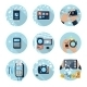 Set of Devices - GraphicRiver Item for Sale
