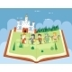 Fairy Tales History Book - GraphicRiver Item for Sale