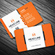 Head Line Corporate Business Cards - GraphicRiver Item for Sale