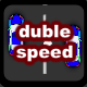 Duble speed