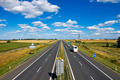 Polish motorway  A4  near Gliwice - PhotoDune Item for Sale