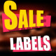Sales Labels - VideoHive Item for Sale