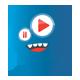 Monster Media Logo - GraphicRiver Item for Sale