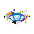 eye abstract background design - PhotoDune Item for Sale