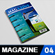Magazine Template- Indesign 52 Page Layout - GraphicRiver Item for Sale