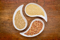 sorghum, millet and buckwheat - PhotoDune Item for Sale