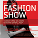 Fashion Show vol.2  - GraphicRiver Item for Sale