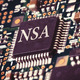 NSA computer chip - PhotoDune Item for Sale