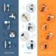 Plumber Vertical Banner - GraphicRiver Item for Sale
