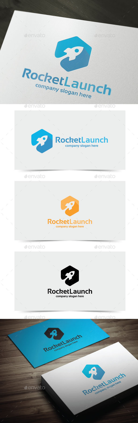 GraphicRiver Rocket Launch 10825960