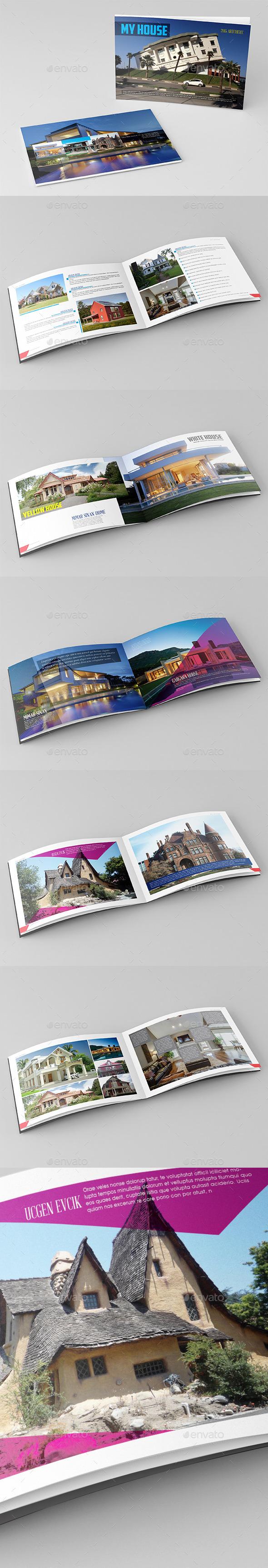 GraphicRiver Home Catalog Template 10826438