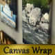 Canvas Wrap Photo Gallery - VideoHive Item for Sale