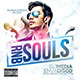 RnB Souls Music CD Cover - GraphicRiver Item for Sale