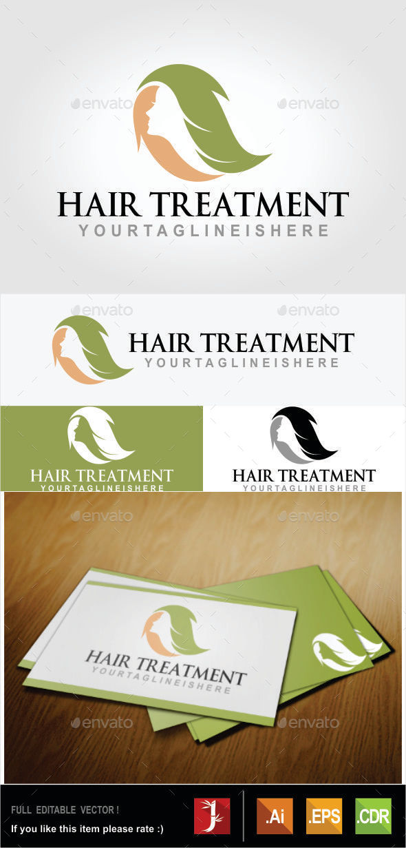 GraphicRiver Hair Treatment 10827973