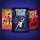 3in1 Latin Dance Flyer Bundle - GraphicRiver Item for Sale