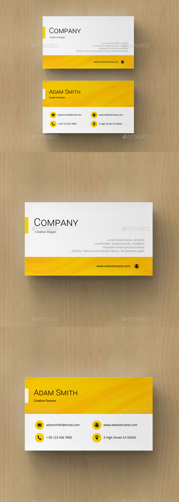 GraphicRiver Creative Business Card 10828029