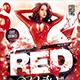 Flyer Red Party Konnekt - GraphicRiver Item for Sale
