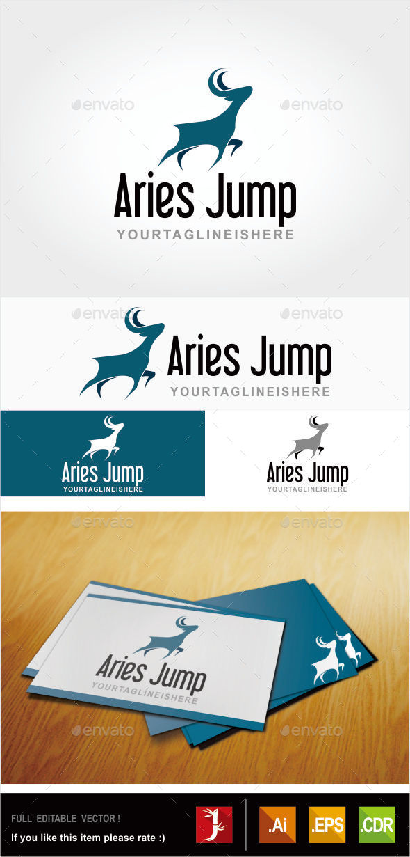 GraphicRiver Aries Jump 10829555